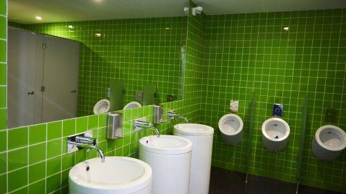 WC Masculino - visitas